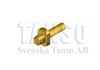 Special screw - brass